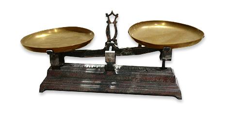 balance-roberval
