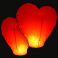 lanterne coeur